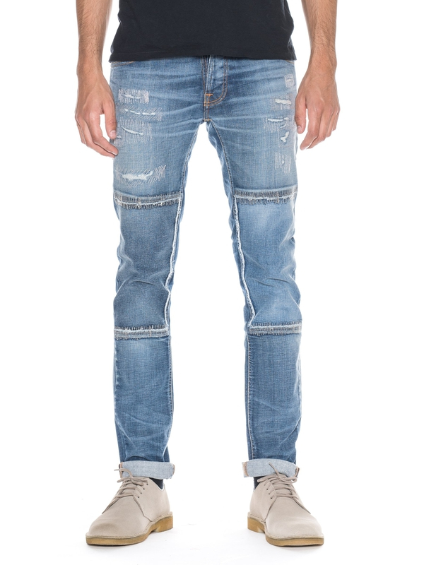 Grim Tim Kurt Replica prewashed jeans