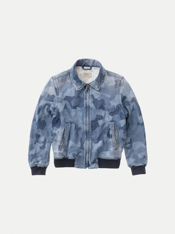 Gudrun Camo Denim