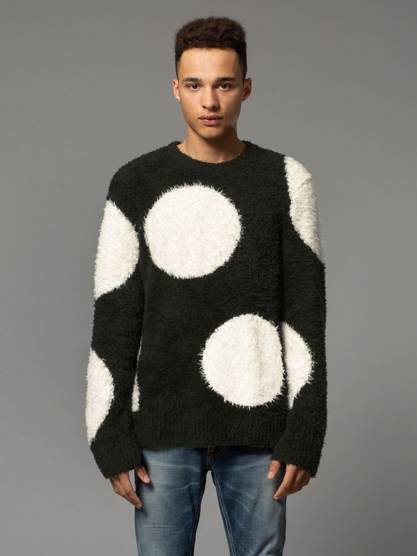 Hampus Dot Knit knits