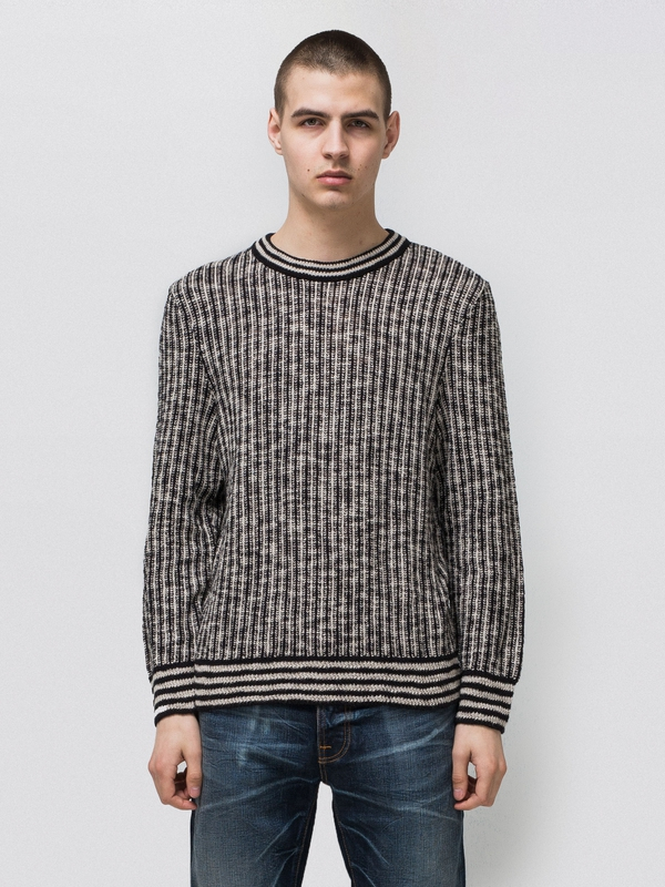Hampus Vertical Stripe knits