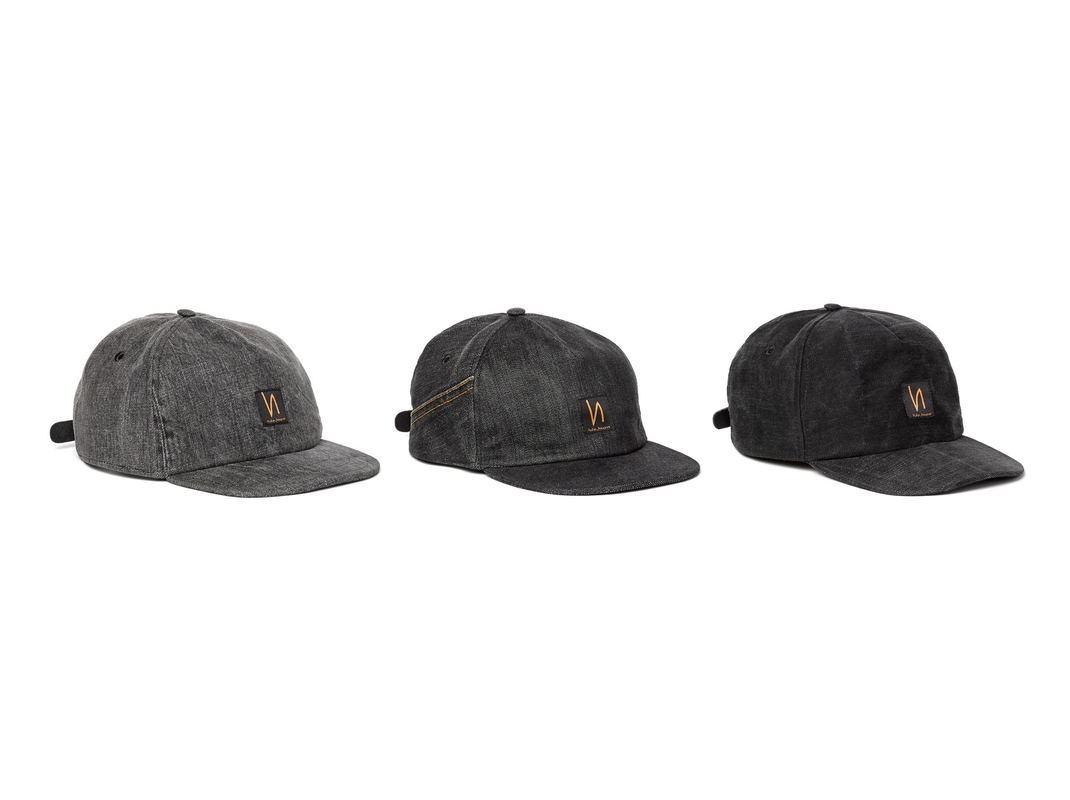 Hansson Recycled Cap Black