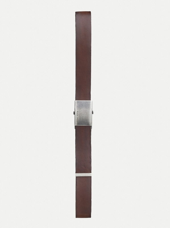 Harrysson Scout Belt Leather Brown belts accessories