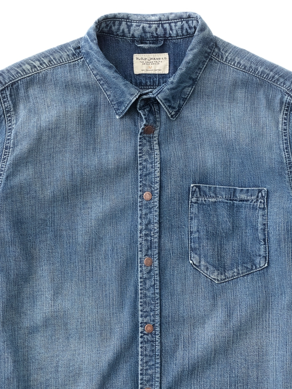 Henry Authentic Wash Denim