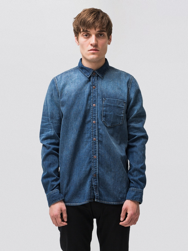 Henry Blue Soul Denim shirts