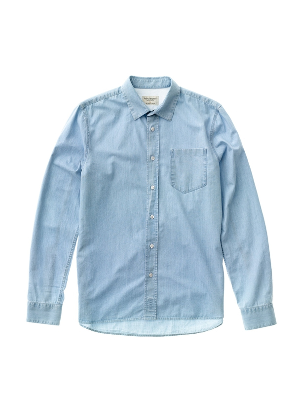Henry Light Blue Indigo