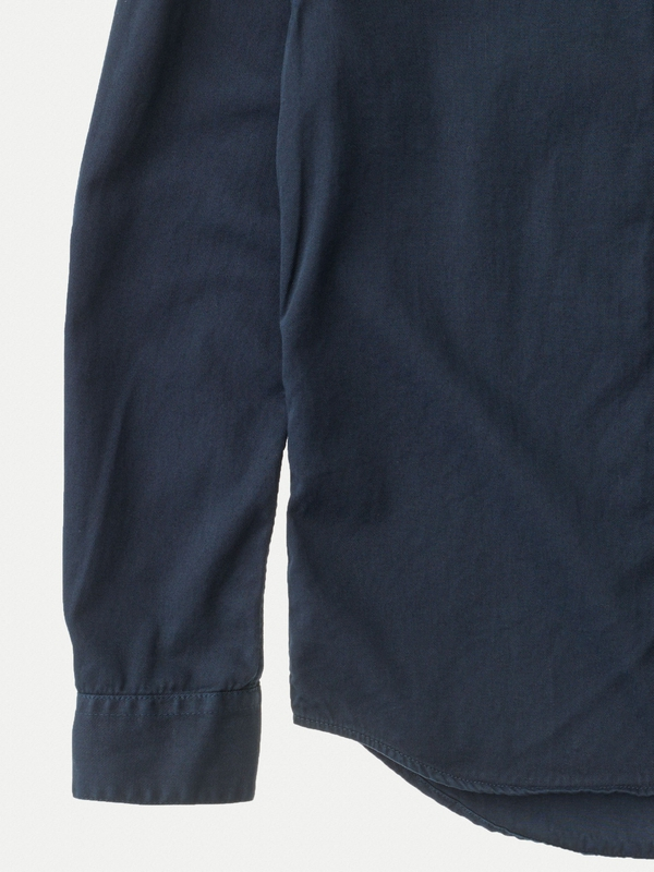 Henry Pigment Dyed Navy