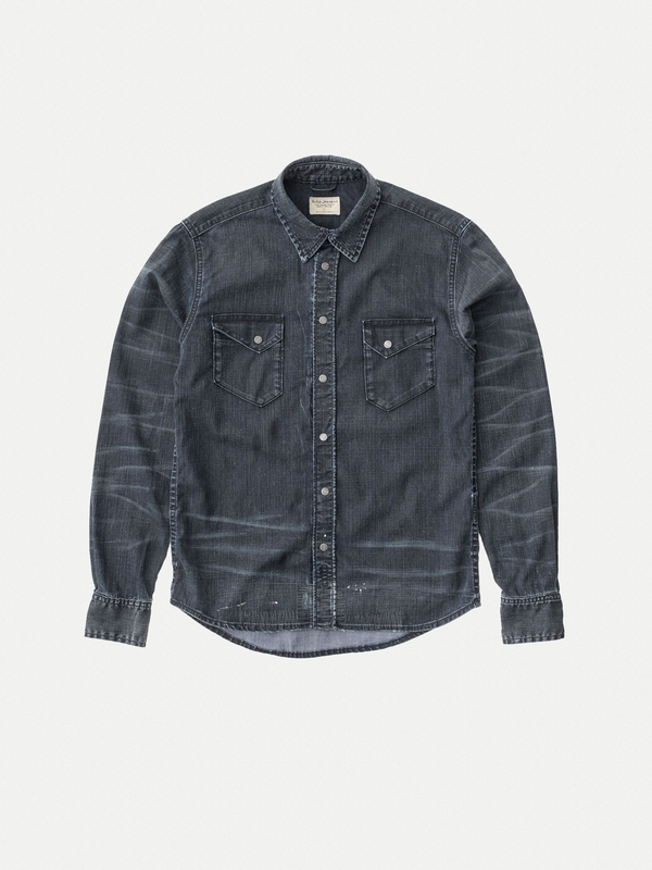 Herbert Stonemason Replica Denim