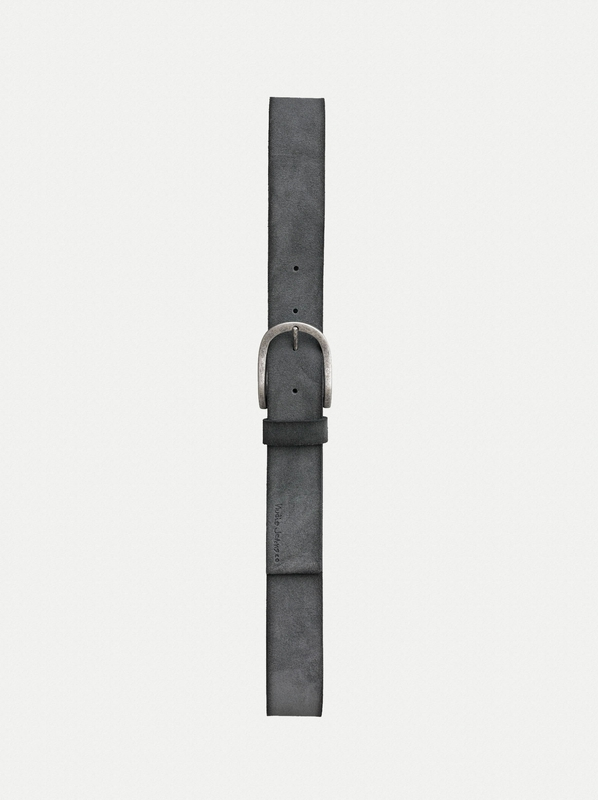 Ingesson Suede Belt belts accessories