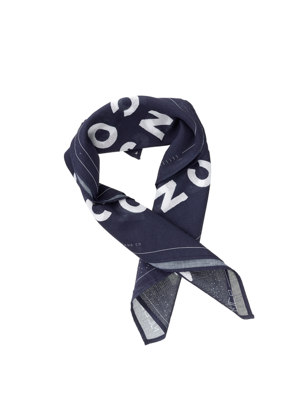 Jansson NJCO Blue scarfs accessories