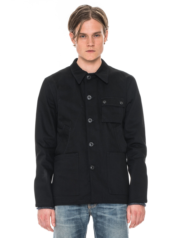 Jonathan Worker Jacket Denim jackets