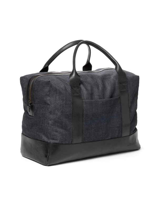 Jonsson Weekend Bag Denim bags accessories