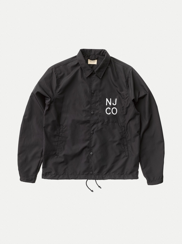 Josef Coach Jacket Black jackets