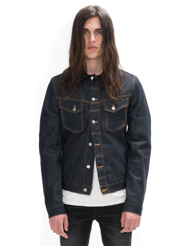 Kenny Dry US Selvage Denim dry denim-jackets selvage