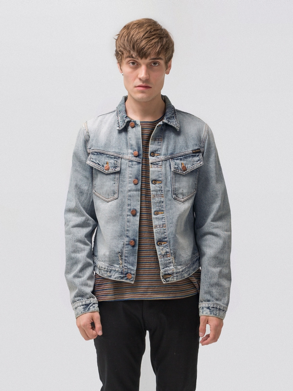 Kenny Salvatore Replica denim-jackets