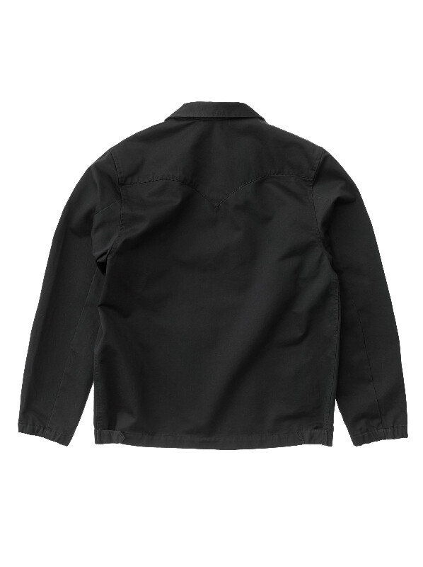 Klas Coach Jacket Black
