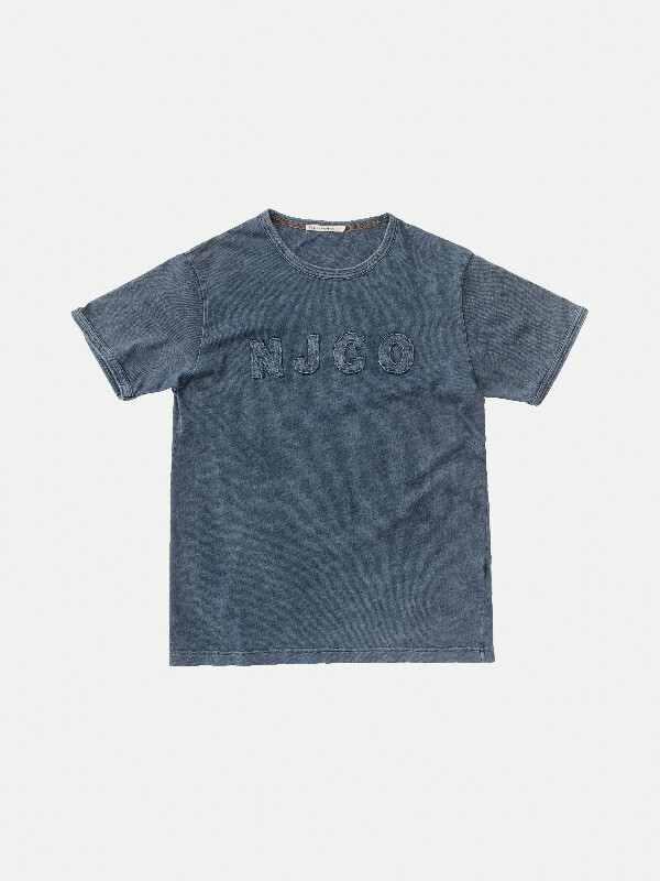 Kurt NJCO Patched indigo
