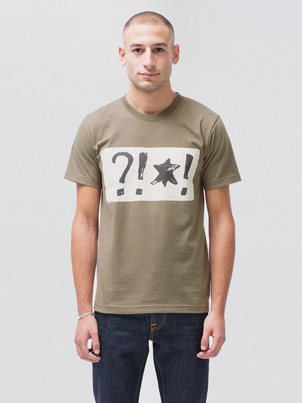 Kurt WTF Desert Green t-shirts tees