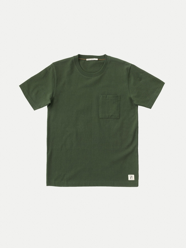 Kurt Worker Tee Ivy