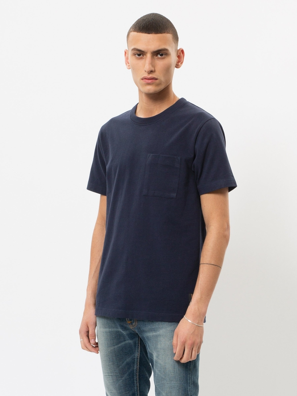 Kurt Worker Tee Navy