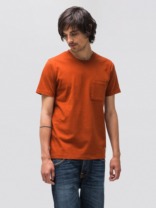 Kurt Worker Tee Terra t-shirts tees short-sleeved solid