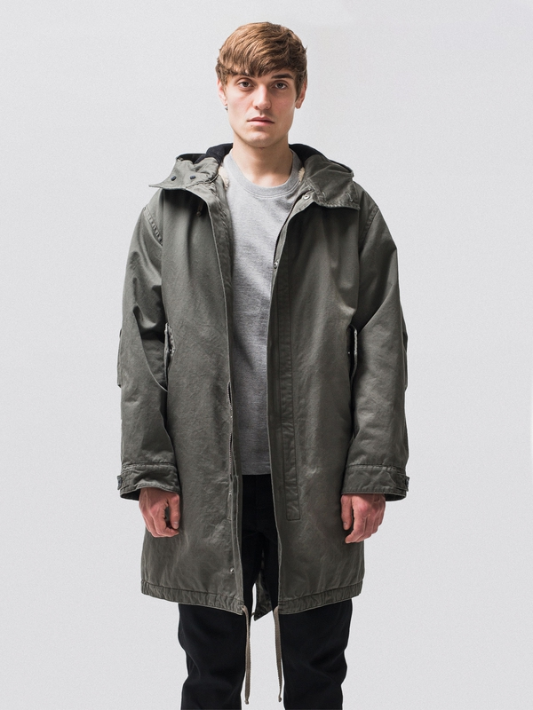 Lars Swedish Parka Bunker jackets