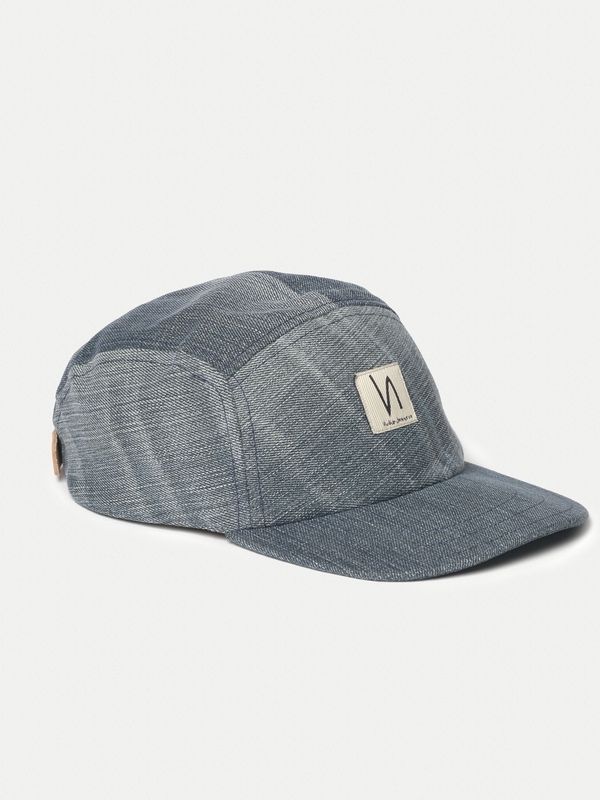 Larsson Recycled Cap Denim