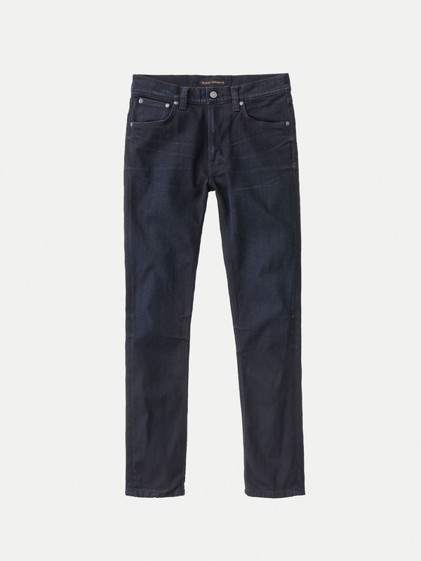 Lean Dean Black N Blue prewashed jeans