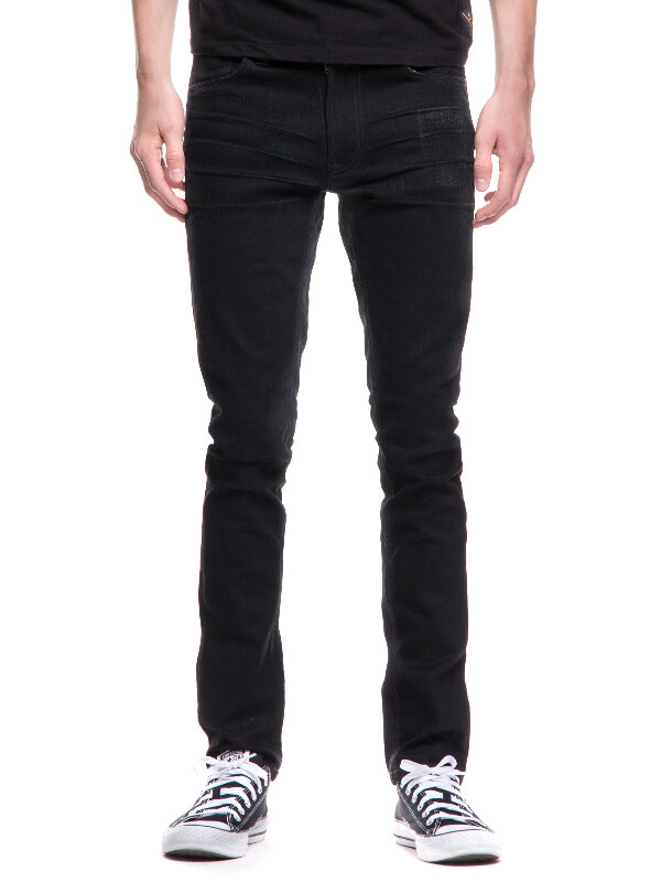 Lean Dean Black Sorrow black jeans