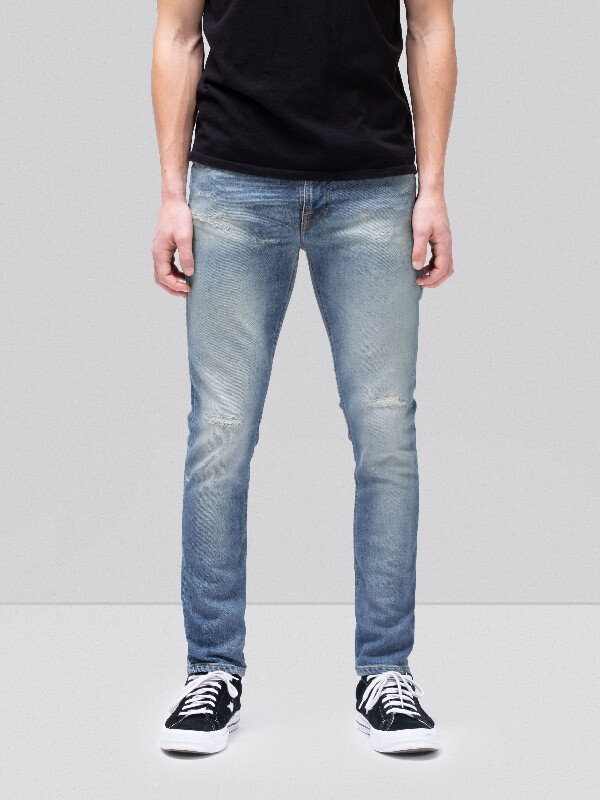 Lean Dean Broken Summer prewashed jeans