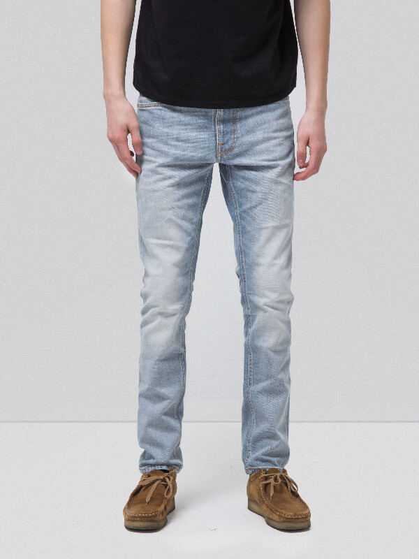 Lean Dean Classic Used prewashed jeans