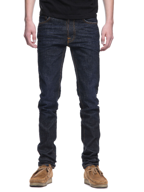 Lean Dean Dark Shadow prewashed jeans