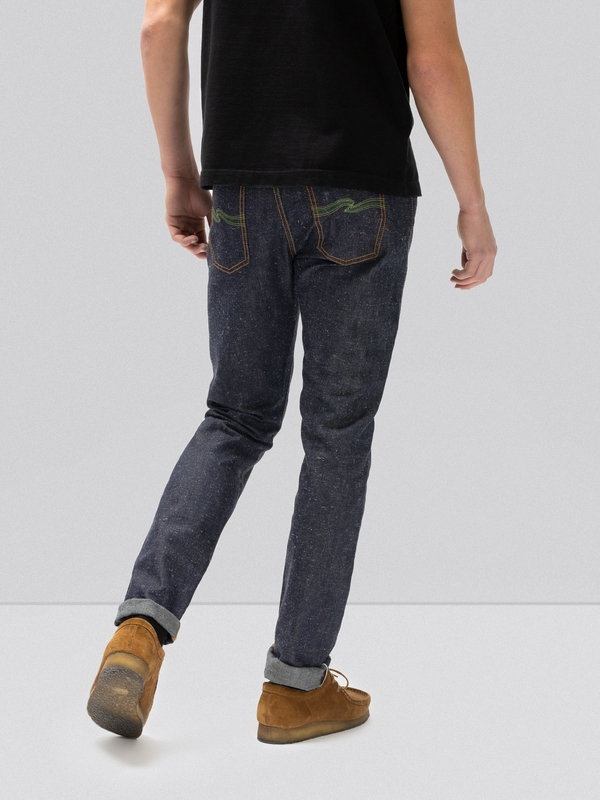 Lean Dean Dry Bamboo Selvage dry jeans