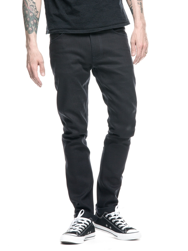 Lean Dean Dry Deep Selvage dry jeans selvage