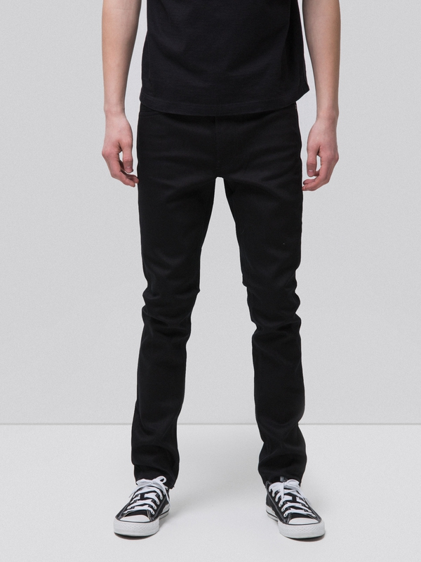 Lean Dean Dry Everblack black jeans