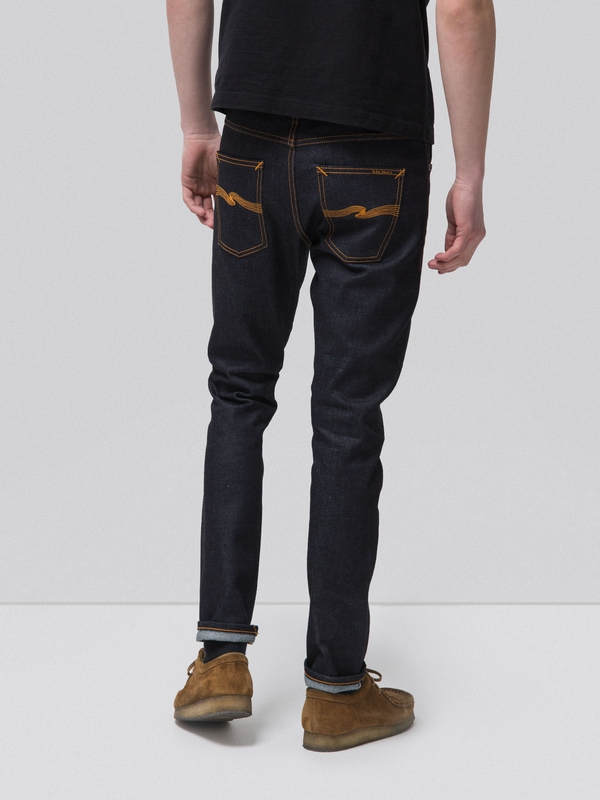 Lean Dean Dry Japan Selvage dry jeans selvage
