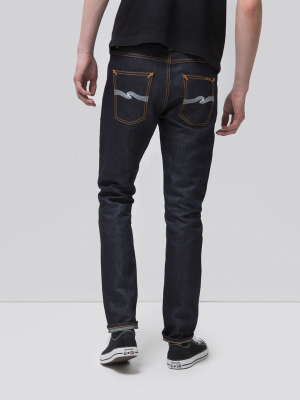 Lean Dean Dry Paper Denim Selvage
