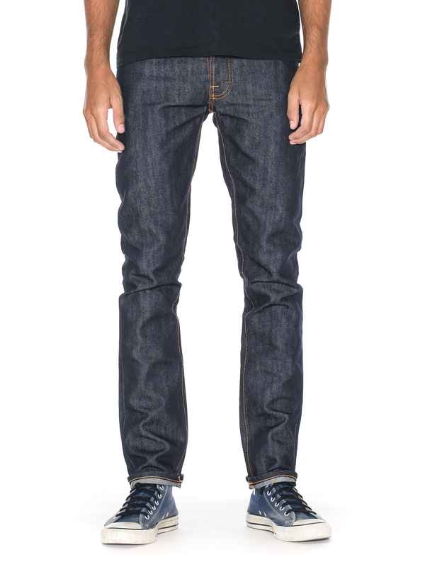 Lean Dean Dry Paper Denim Selvage dry jeans selvage