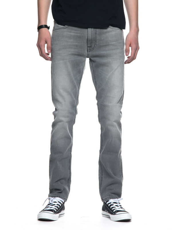 Lean Dean Grey Ace prewashed jeans