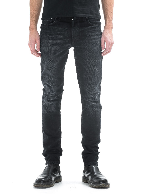 Lean Dean Hidden Ink prewashed jeans