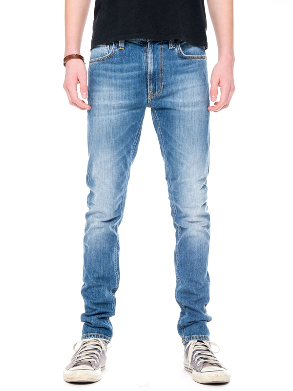 Lean Dean Highlights prewashed jeans