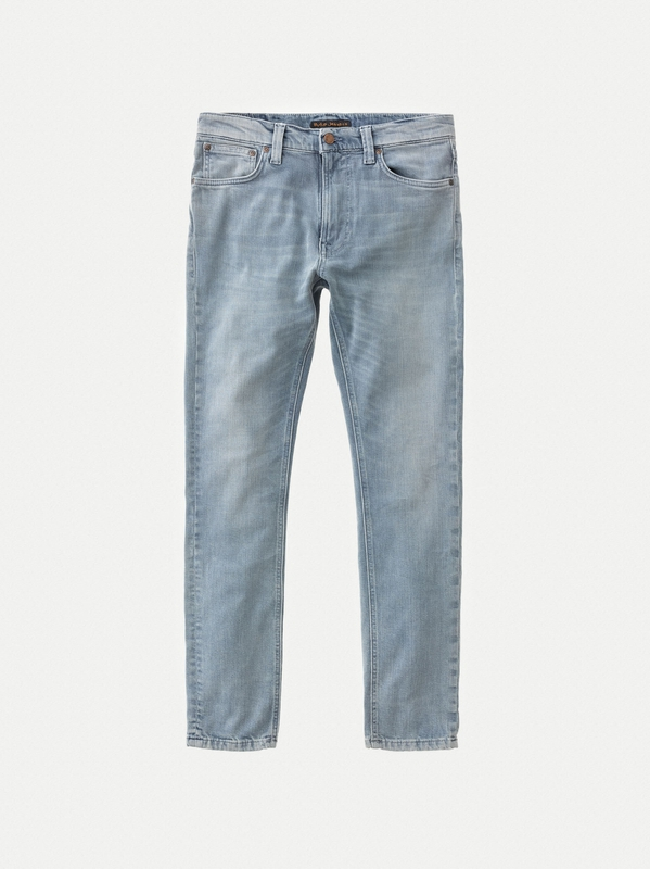 Lean Dean Light Broken Indigo prewashed jeans