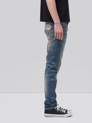 f1956ed1183 Ripped Jeans - Shop men's ripped jeans online - Nudie Jeans