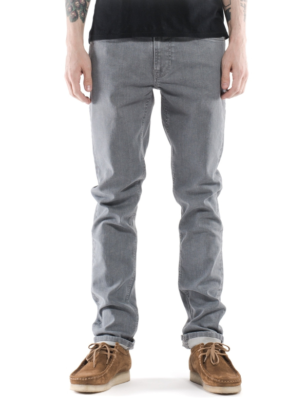 Lean Dean Misty Grey prewashed jeans