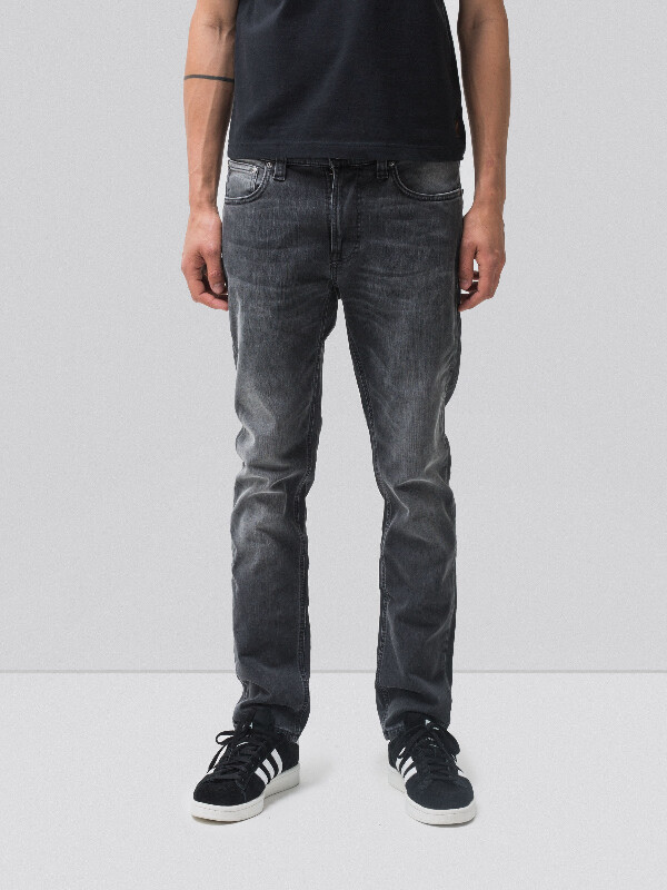 Lean Dean Mono Grey prewashed jeans