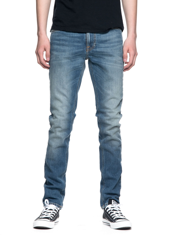 Lean Dean Rebel Blues prewashed jeans