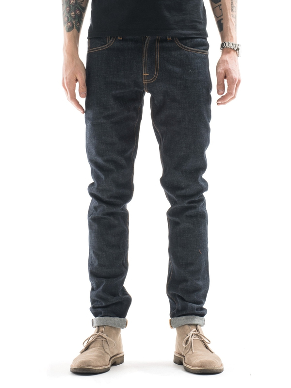 Lean Dean US Selvage dry jeans selvage