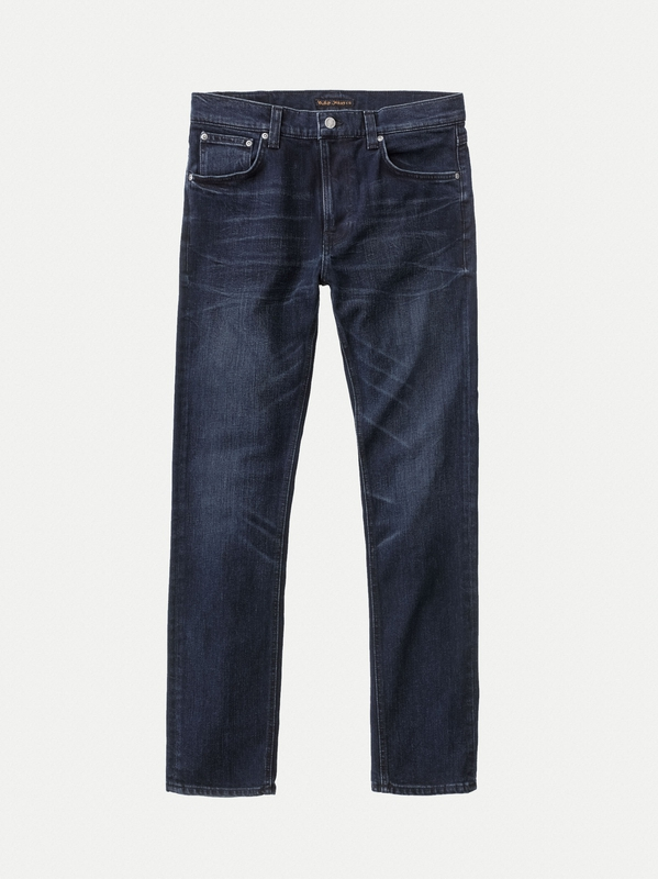 Lean Dean Worn Dark Indigo prewashed jeans