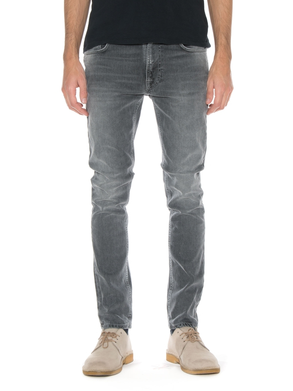 Lean Dean Grey Hunt prewashed jeans