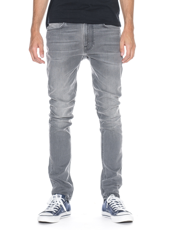Lean Dean Pine Grey prewashed jeans