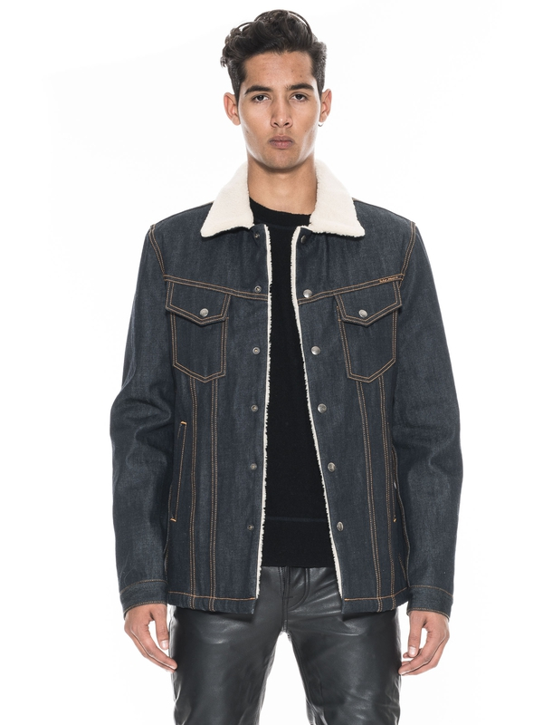 Lenny Dry Ring Denim dry denim-jackets